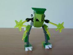 LEGO MIXELS GLOMP TORTS MIX instructions video with Lego 41518 and Lego 41520 MIXELS Serie 3