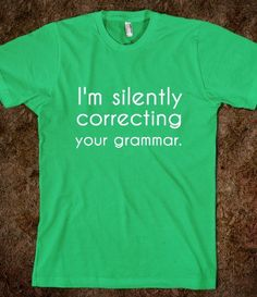 I would wear this. And so many people would be offended!