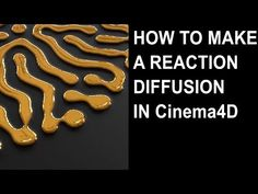 Reaction diffusion with vertex map and fields Ios Design, Dashboard Design, Graphic Design, Tutorial Sites, 3d Tutorial, Tutorials, User Experience Design, Customer Experience, Cinema 4d Tutorial