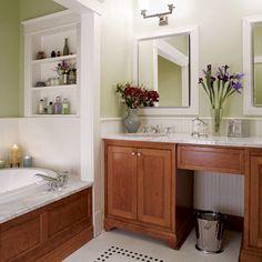 Šesť kúpeľňového dizajnu tipy