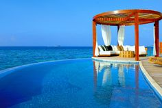 W Retreat & Spa Maldives. No, I've never been. But that doesn't mean it can't be a favorite place or space now, can it?