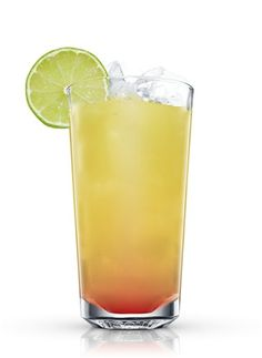Cracker Mocktail: 1 Part Orange Juice, 1 Part Pineapple Juice, 1 Part Cranberry Juice, 1 Part Grapefruit Juice, Lemon-Lime Soda, 1 Slice Lime.  Fill a chilled highball glass with ice cubes. Add cranberry juice, grapefruit juice, orange juice and pineapple juice. Topup with lemon-lime soda. Garnish with lime.