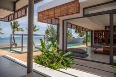 Exclusive Resort Celebrates Indoor-Outdoor Living in Thailand - http://freshome.com/exclusive-resort-thailand/