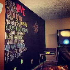 Doing this in our youth room even though I donu0027t agree with whatu0027s & Iu0027d LOVE to put this on the wall in the GA room! With a verse under ...
