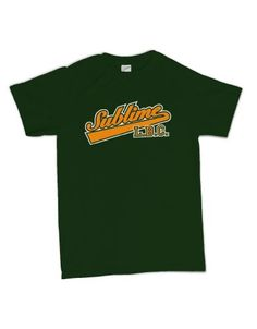 Sublime Baseball Logo Mens T-Shirt - Guaranteed Authentic.  Fast Shipping.