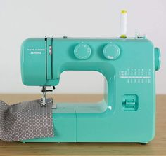 Janome Arctic Crystal Easy-to-Use Sewing Machine with Interior Metal Frame, Bobbin Diagram, Tutorial Videos, Made with Beginners in Mind! Love Sewing, Sewing For Kids, Sewing Diy, Sewing Crafts, Fashion Maker, Sewing Machine Embroidery, Sewing Machine Reviews, Needlework Shops, Straight Stitch