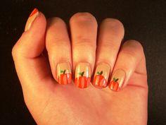 Halloween Nail Art Inspiration 2014