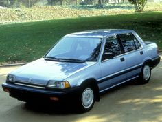 1985 Honda Civic Sedan