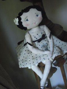 Marguerite brune