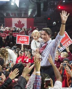 Trudeau Unveils Full Liberal Platform Focused On Middle Class Popular People, Good People, Amazing People, Justin Trudeau Family, Trudeau Canada, Justin Time, Premier Ministre, John Oliver, Aboriginal People