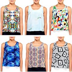 SPRING into the new season (that's less than two weeks away!) with our 100% silk tank top collection. These are the perfect wear-alone or layering piece to add to your closet.  Shop the collection here: http://artteca.com/women/tops?utm_campaign=coschedule&utm_source=pinterest&utm_medium=artTECA
