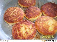 Sýrové karbanátky