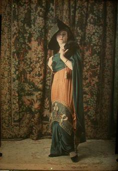 Le mannequin par Louis-Amédée Mante (1910-1914)