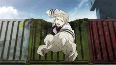 Atsushi vs Akutagawa | Bungou Stray Dogs, episode 10: Rashoumon and the Tiger