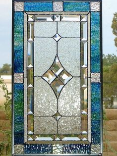 glass panels Stained glass Window Panel, Velvet n Lace, Custom-made-to-Order Stained Glass Door, Stained Glass Designs, Stained Glass Panels, Stained Glass Projects, Stained Glass Patterns, Leaded Glass, Beveled Glass, Window Glass, Glass Partition