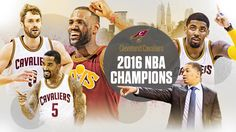 6/19/16 CLEVELAND CAVALIERS WIN HISTORIC NBA CHAMPIONSHIPS!!! TOP GOLDEN STATE WARRIORS!! ESPN Stats & Info   ·   Cavaliers: 1st team in NBA Finals history to win after trailing 3-1; Each of the 32 previous teams to trail 3-1 lost