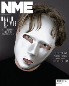 David Bowie for NME Magazine March 2013