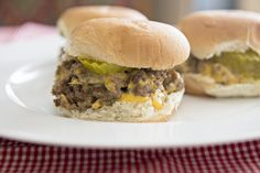They Could Be Sliders (If Eaten With Eyes Closed) - White Castle. Photo by Dine & Dish