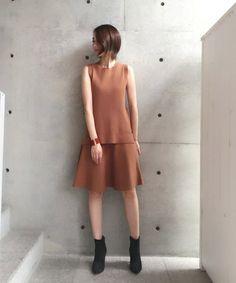 ニットコンビワンピース(ワンピース)|aquagirl(アクアガール)のファッション通販 - ZOZOTOWN