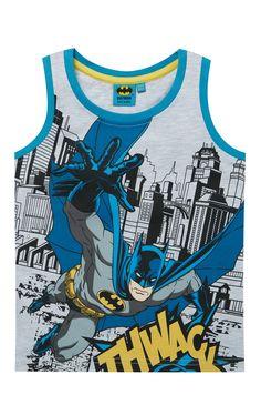 Primark - Batman Comic Vest