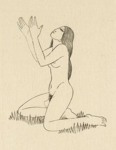 Earth Waiting (1926) Eric Gill