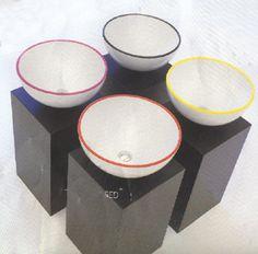 Art Ceram Ciotolla Bathroom Basins, in various versions