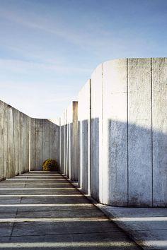 concrete + wall + exterior