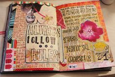 A Wee Bit Warped - Shelly Massey: ALWAYS Follow The Rules