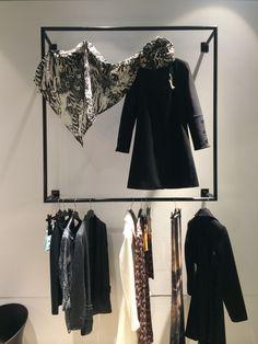 Coat Lux on display