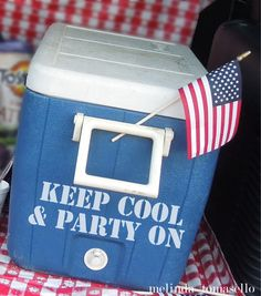 KEEP COOL & PARTY ON! ~ Happy Friday #ff's!