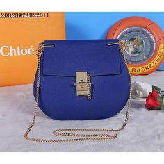 Chloe Bags Handbags 1 To 1 Quality From Replica Shop, Size W24H22D11CM, Genuine Leather, Color Dark Blue, Original Leather Quality