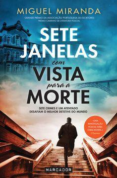 Sete Janelas Com Vista Para a Morte, thriller, Pré-venda 10% e portes grátis CTT Portugal