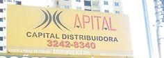 Eu recomendo Capital Distribuidora- Setor Bueno, #Goiânia, #Goiás, #Brasil