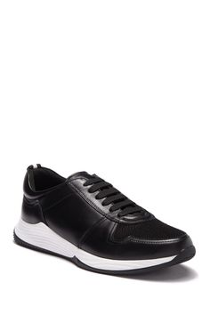 French Connection Graysen Sneaker In Black French Connection, Shoes Sneakers, Lace Up, Nordstrom, Mens Fashion, Shopping, Black, Loafers & Slip Ons, Moda Masculina