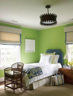 guest bedroom | Lindsey Coral Harper Interiors