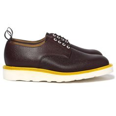Mark McNairy x HAVEN - Army Grain Derby Shoe | 390 bucks from HAVEN