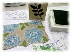 Share Tweet Pin Mail Are you like me and love to learn new stamping techniques?  I hope so, because I have one for you ...