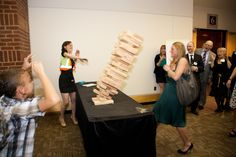 TUMBLING TOWERS!!! ahhh this is an awesome birthday party :) www.tumblingtowers.com