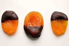 How To Make Chocolate-Dipped Apricots