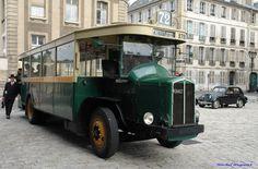 Bus parisien 1932