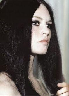 ICON | Brigitte Bardot | Jet Black