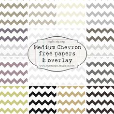 Great Free Chevron digital paper... lots of cute ones on this site!