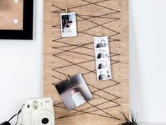 Make these DIY hexagon shelves using popsicle sticks for some simple honeycomb decor. This budget-friendly home decor is so simple and looks great on your wall! Hexagon Shelves, Video Wall, Diy Home Decor On A Budget, Boho Diy, Home Decor Bedroom, Budget Bedroom, Display Shelves, My Room, Easy Diy
