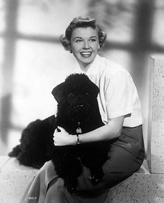 Doris Day - animal rights activist!