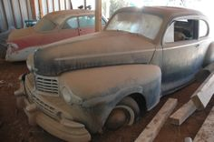 Real Barn Find Cars For Sale