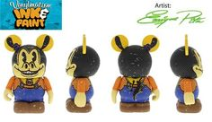 Ink & Paint Series Horace Horsecollar Disney Vinylmation 3'' Figure