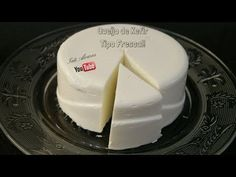 YouTube Milk Recipes, Healthy Recipes, Kombucha Fermentation, Paleo Life, Food Inspiration, Food And Drink, Low Carb, Cheese, Homemade