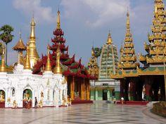shwedagon pagoda - Google'da Ara