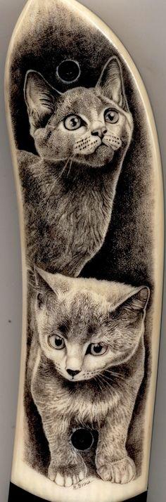 clicca per chiudere la foto , clicca e trascina per muovere ,usa le frecce per scorrere le foto. Nautical Art, Bone Carving, Wooden Jewelry, Whales, Antlers, Cool Cats, Wood Art, Sailor, Bones