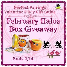February Halos Box Giveaway  Halos® mandarins are Mother Nature's perfect snack—sweet, juicy, seedless, and easy for little hands to peel. Be sure to get your hands on them before they are gone! Available from November through April. One lucky reader will get to have this February Halos Box deliver right to their door! This Giveaway is valid in the United States Only and Entrants must be 18+ years of age to enter. This giveaway event will end at 11:59 PM (EST) 2/14/17.